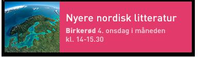 Læseklubben Nyere nordisk litteratur