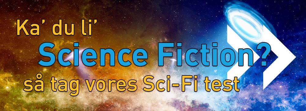 Ka du li Science Fiction?