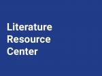 Literature Resource Center logo
