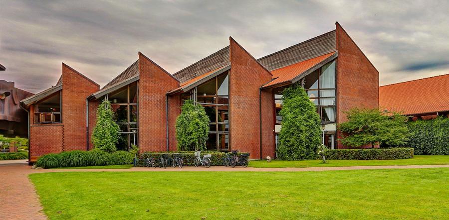 Hovedbiblioteket i Birkerød