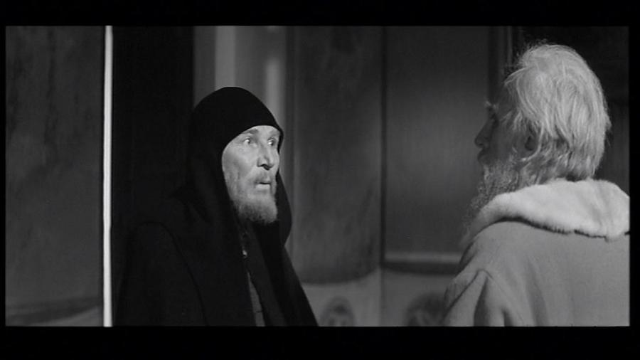 Foto fra filmen 'Den yderste dom'