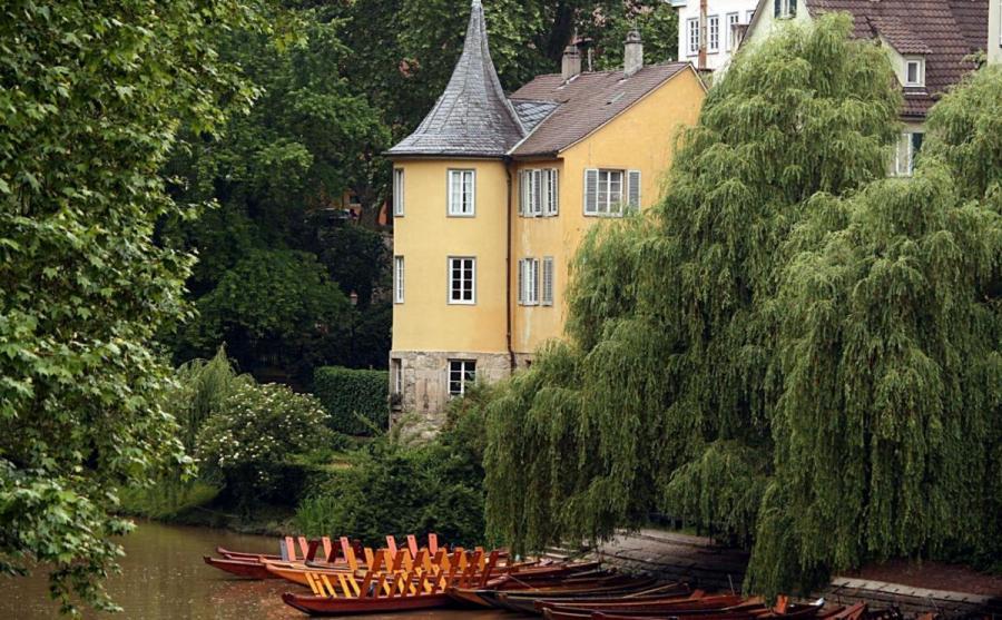 Foto: Hölderlinturm, Tübingen