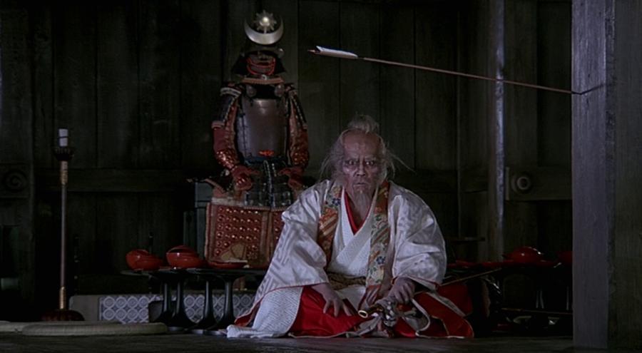 Foto fra filmen 'Ran'