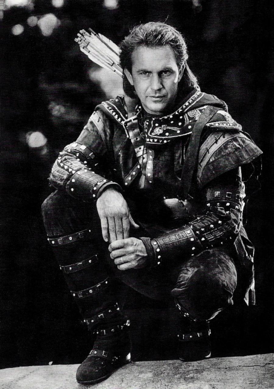 Foto fra filmen 'Robin Hood'