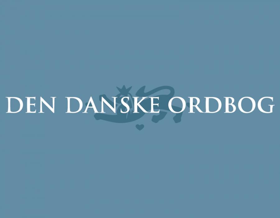 den dansk ordbog