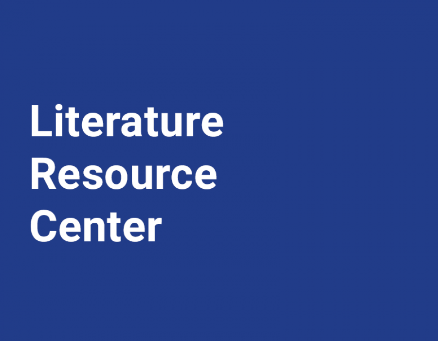Literature Resource Center logo