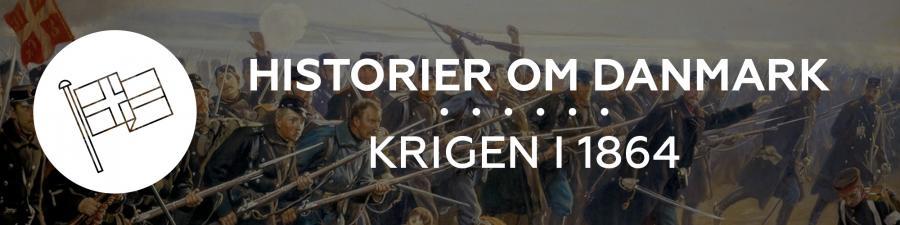 Ottende Brigades angreb ved Dybbøl 18. april 1864 af Vilhelm Rosenstand