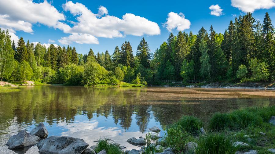 Finlands natur
