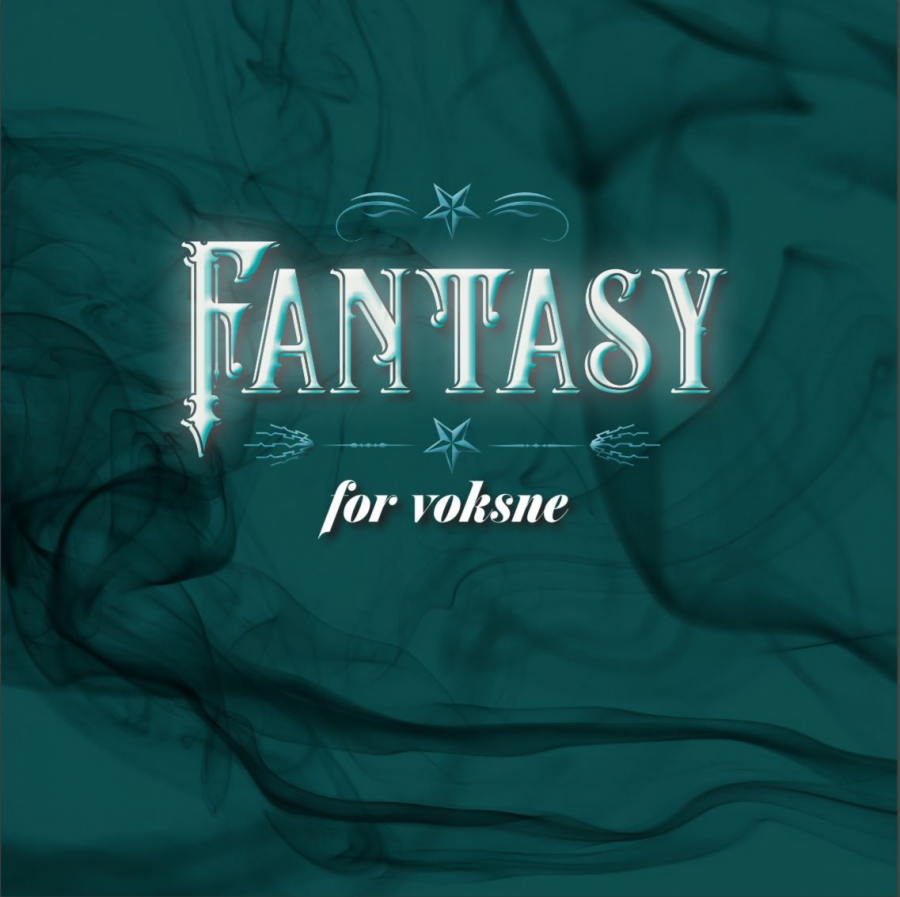Fantasy for voksne illustration