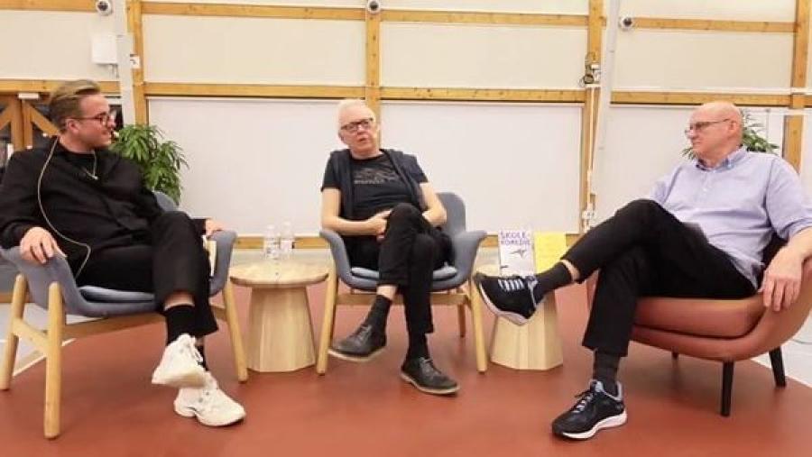 Erling Jepsen og Thomas Korsgaard