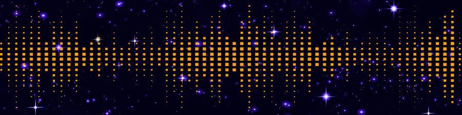 Billede: Lydbølger i rummet