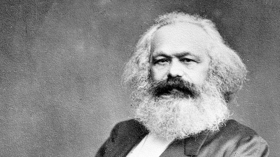 Karl Marx Foto: John Jabez Edwin Mayall