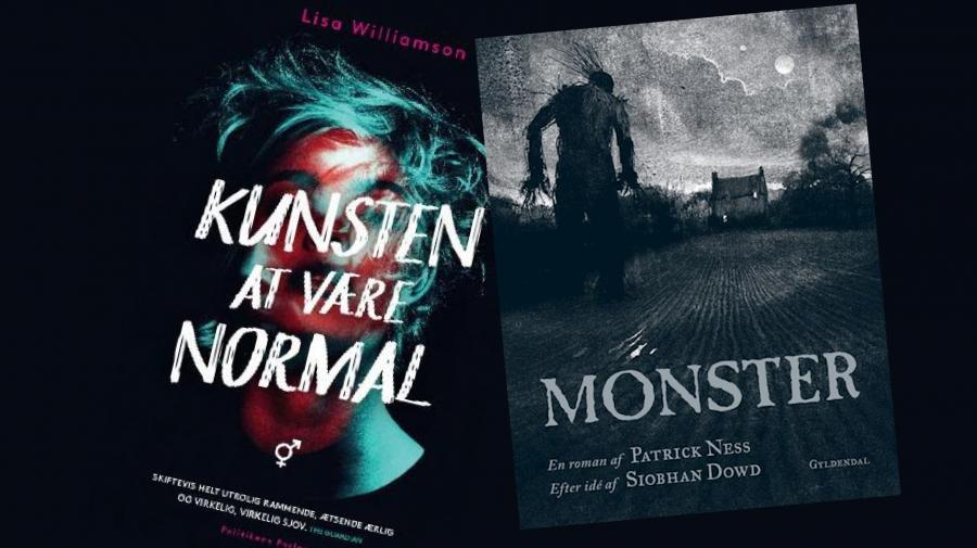 Foto: Monster og Kunsten at være normal