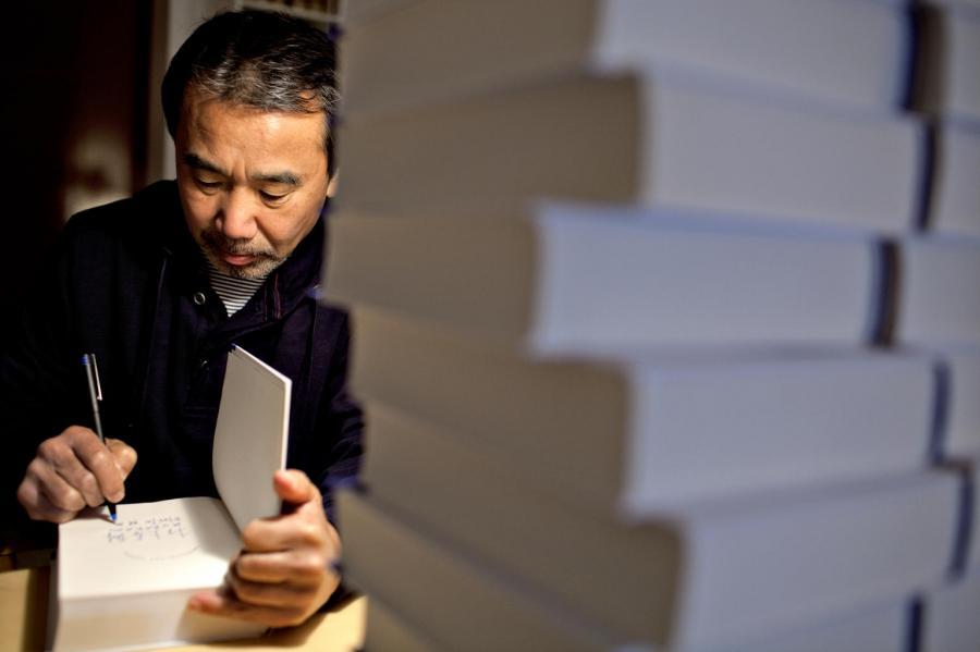 Foto: Haruki Murakami
