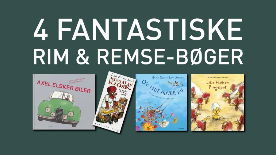 Rim og remse-bøger