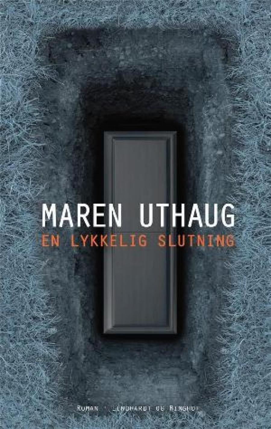 Billede af bogen En lykkelig slutning af Maren Uthaug
