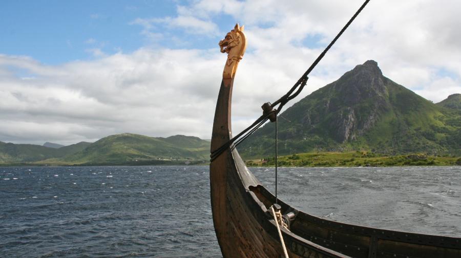 Vikingeskib