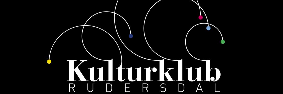 Kulturklub Rudersdals logo