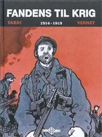 Fandens til krig af Jacques Tardi