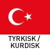 Tyrkisk / Kurdisk